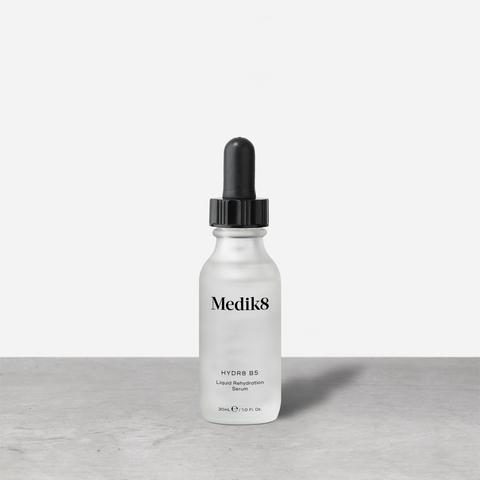 хидратиращ серум с хиалуронова киселина medik8