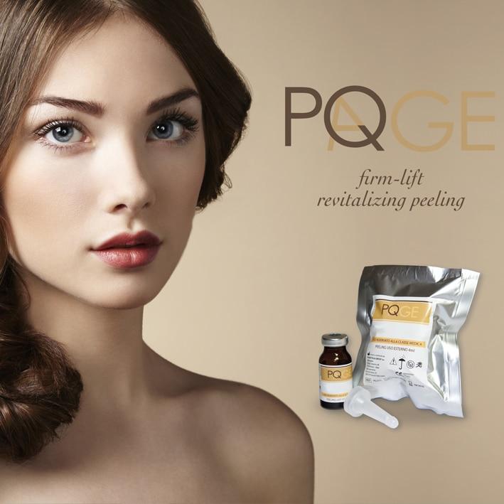 Пилинг за лице с мощен лифтинг ефект - PQ Age Promoitalia