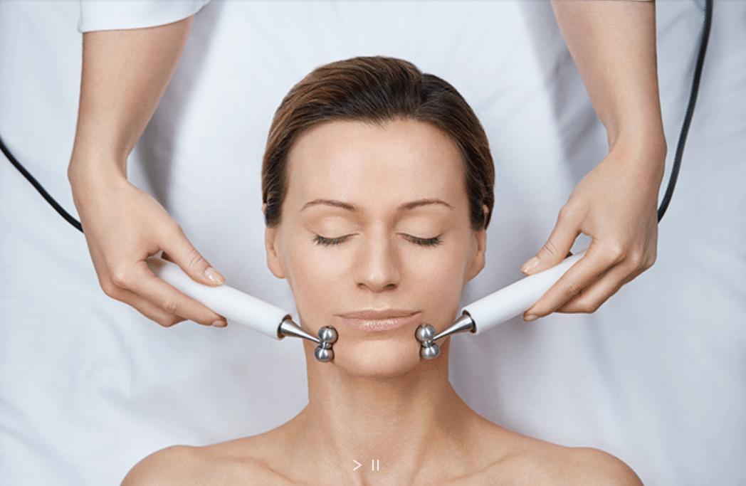 Микрочестотен лифтинг за лице - Elemis Biotec Face Gym