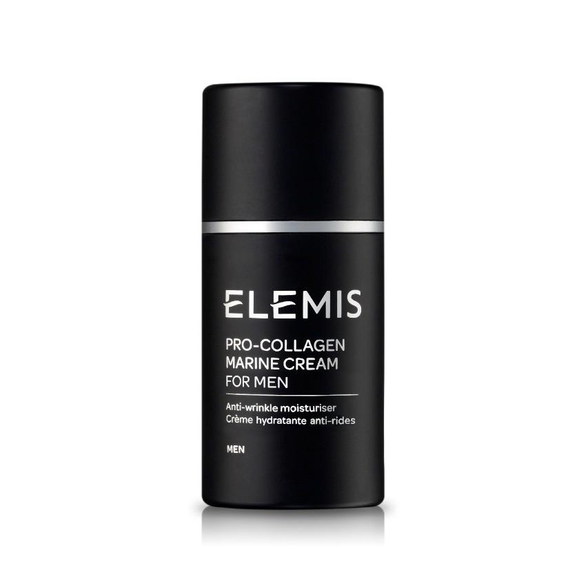 Хидратиращ крем против бръчки за мъже - Elemis Men Pro-Collagen Marine Cream