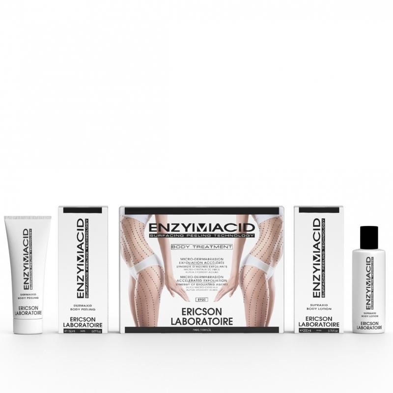 Пълно обновяване и регенерация на кожата на тялото