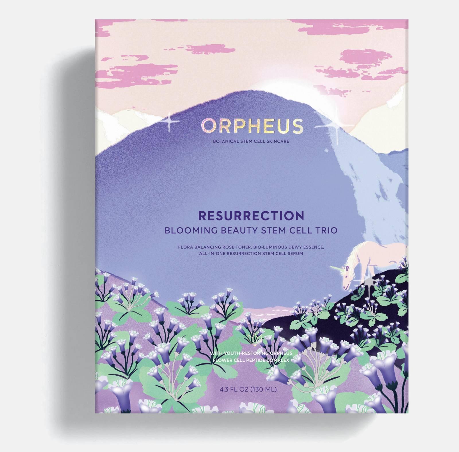 Лимитирана кутия от Orpheus